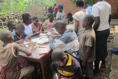 Agasozi Workshop Musanze