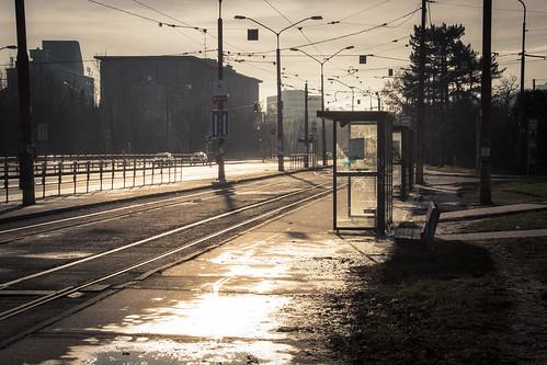 Urban Mythologies : The Strange Morning (Bratislava, Slovakia) - Photo : Gilderic