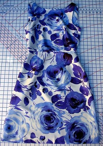 Rose Dress Details
