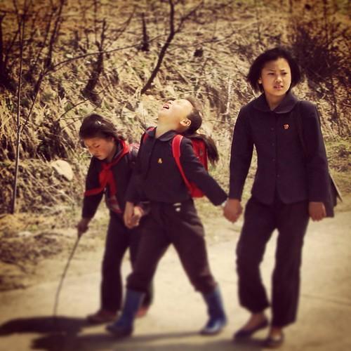 Rural North Korea Via Instagram