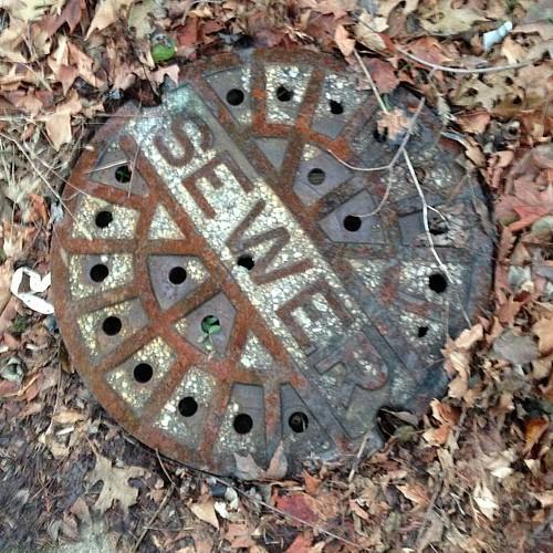 Random manhole cover