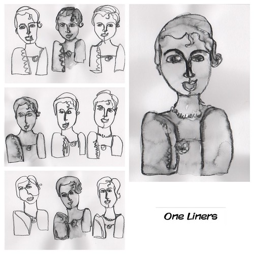Faces 101: Day 3 (Drawing)