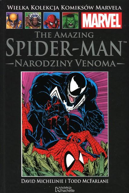 WKKM05 Spider-man Narodziny Venoma