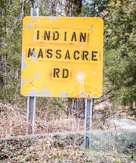 Indian Massacre Road