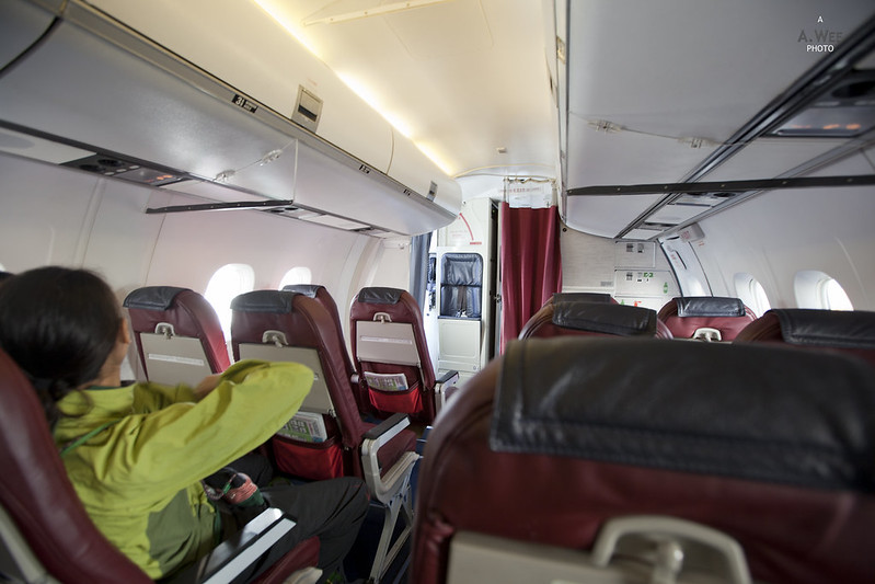 Inside the Dash 8 Series 200