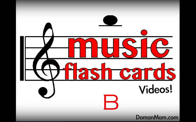 Free Music Flash Card Videos