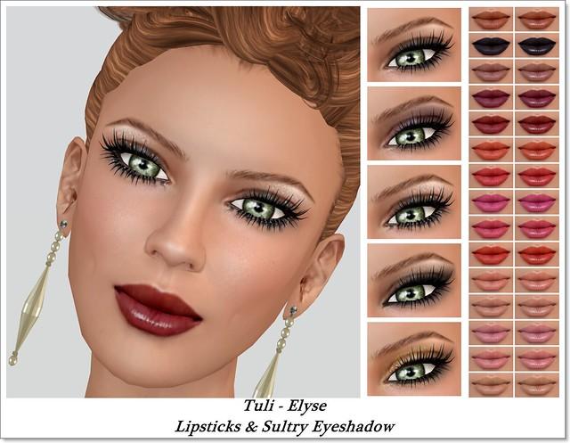 Tuli Elyse Makeup