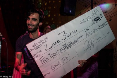 Luca's Revenge Party @ Mercury Lounge