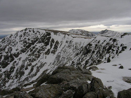 Swirl How, Coniston Old Man, Dow Crag