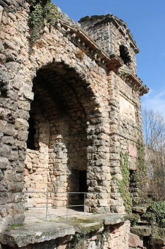 2013.03.09.287 - SCHWETZINGEN - Schwetzinger Schlossgarten - Römische Wasserleitung