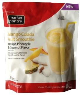 Market Pantry Mango Colada Fruit Smoothie