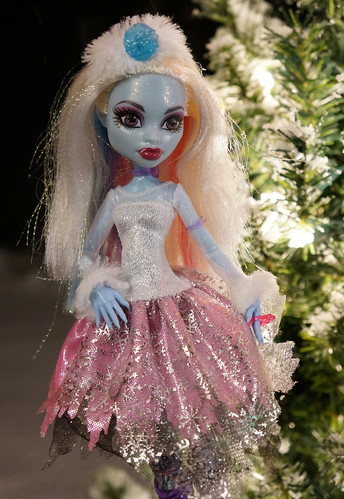 Snow Pretty Abby