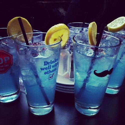 #blueraspberrylemonade @ #jackastors #gno xD