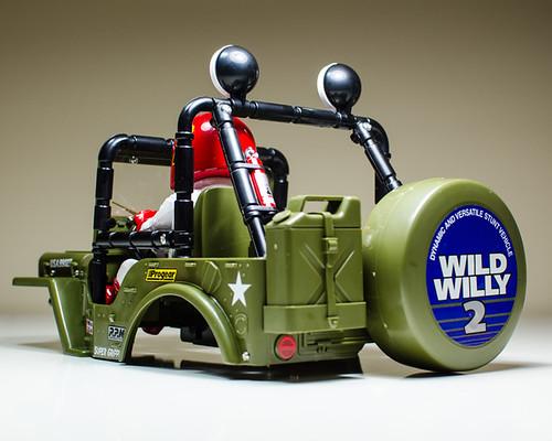 Tamiya Wild Willy 2.