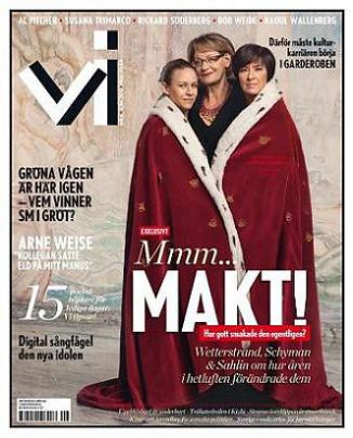 Cover of Vi, June 2012