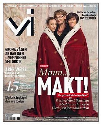 Cover of Vi, June 2012