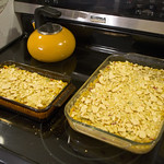 Corn Casserole: Ready for the Oven