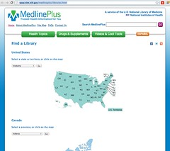 Find a Librarian: MedlinePlus