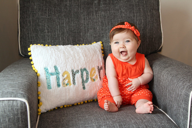 Harper at 7 months