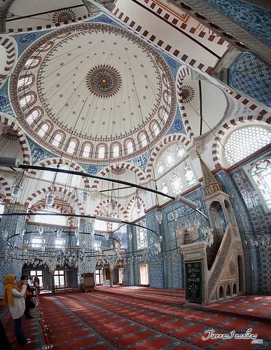 Mezquita Rüstem Pasa (Estambul)
