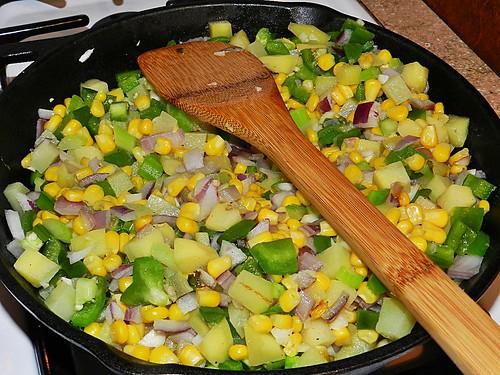 Corn Chowder Mac N Cheese (2)