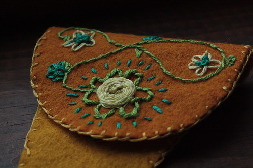 Embroidery Scissors Case