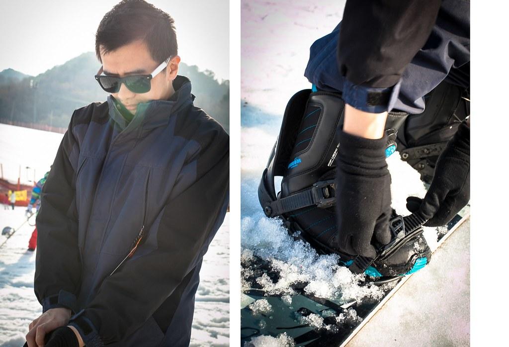 Snowboard Wannabe