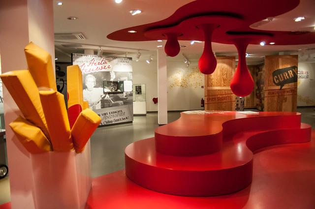 Currywurst Museum Berlin-11
