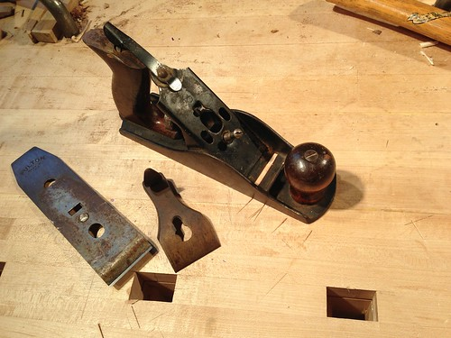 Fulton No. 3 size smoothing plane