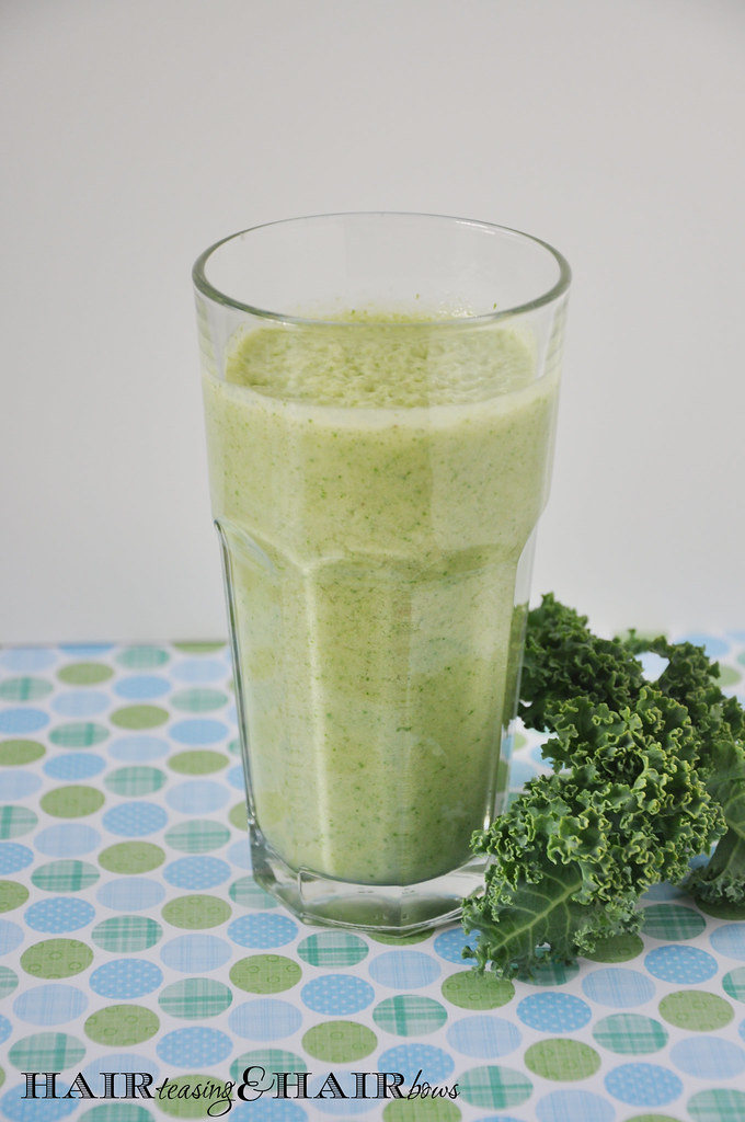 Get Your Greens Breakfast Smoothie