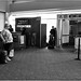 Gate A38, DIA, April 23, 2013