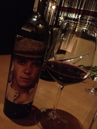 ジャケ飲みワイン@LA LOLA(ラロラ)