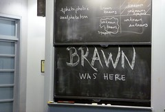 BRAWN Writing Retreat