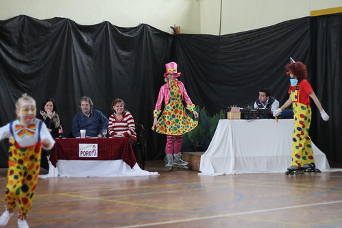 Cosplay Jury and entertainers