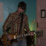 Chris Page @ Raw Sugar Cafe