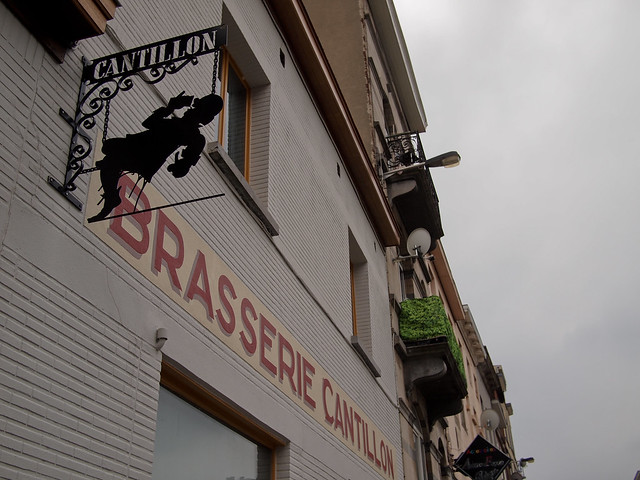 Cantillon Brewery - Brussels Belgium