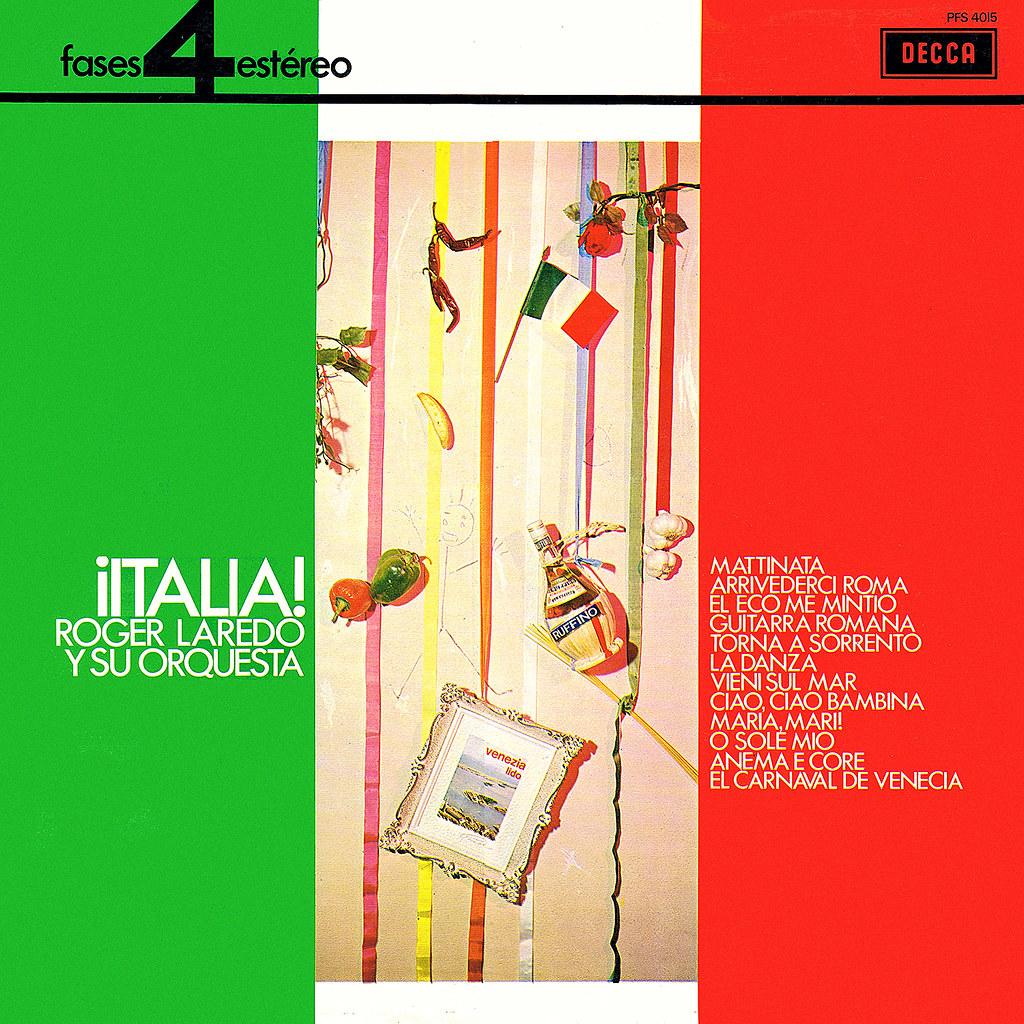 Roger Laredo - Italia!