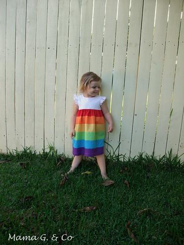 Rainbow Dress (7)