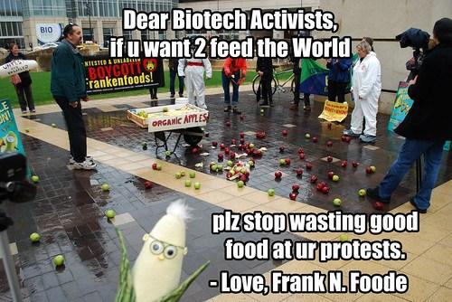 Protester PSA