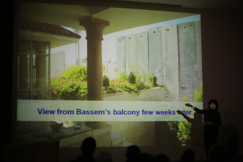 Leila Sansour, Open Bethlehem