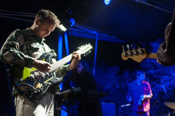 Mount Eerie at Camp A Low Hum