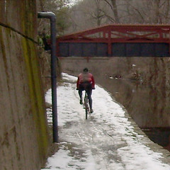2. Towpath Bike Ride, Feb 2013