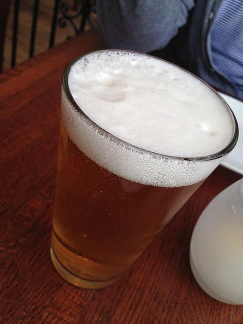 Asahi beer - Izakaya Yuzuki