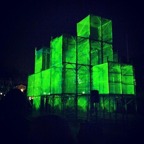 Winter Festival in #reykjavik