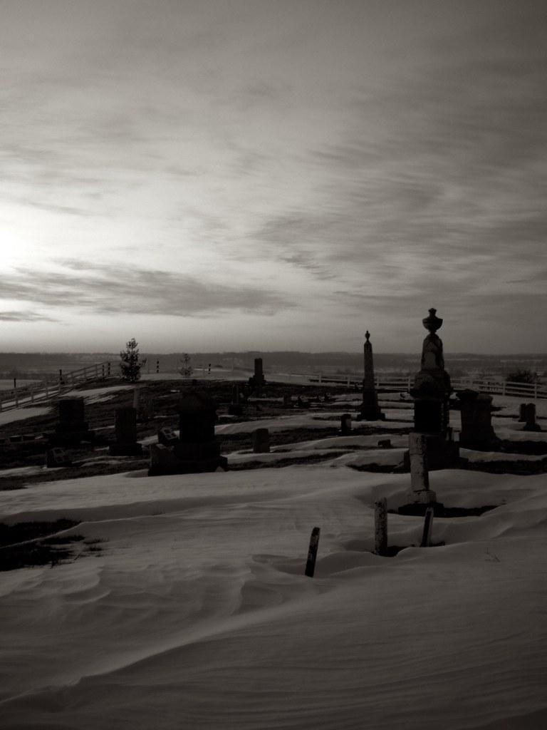 Silently Awaiting the Sun 1