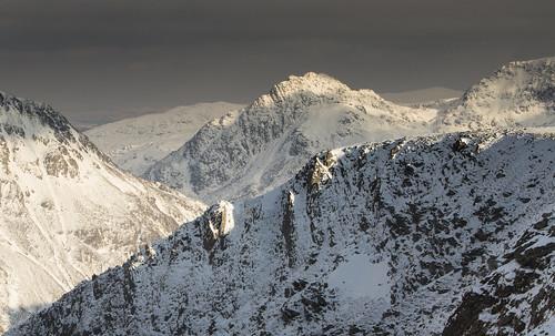 Alpine Wales - Tryfan