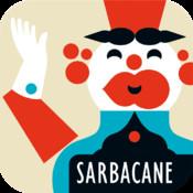 Sarbacane - Gommettes Circus