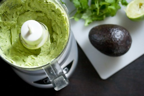 Avocado Yogurt Sauce