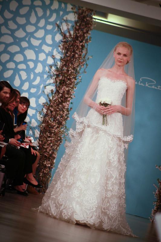 Oscar de la Renta Bridal 2014 - 210