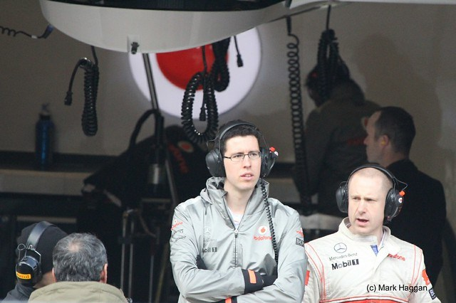 Formula One Winter Testing 2013